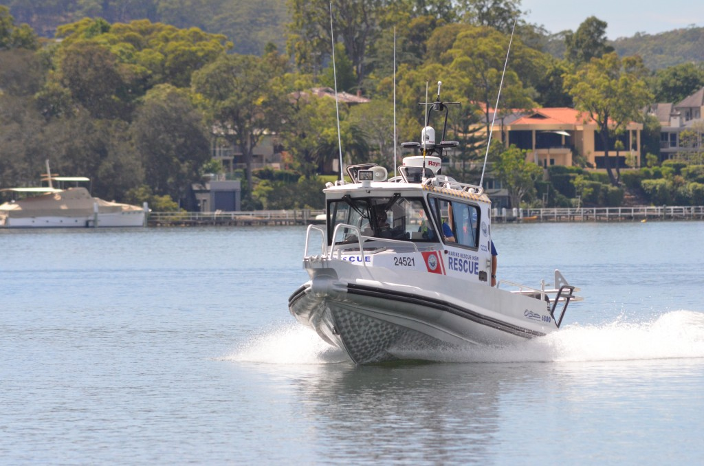 Rescue Vessel, Central Coast 22